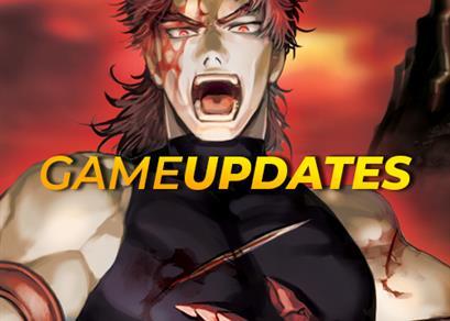 Game Updates Novembre 2019