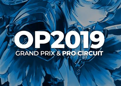 Organized Play News: Grand Prix & Pro Circuit