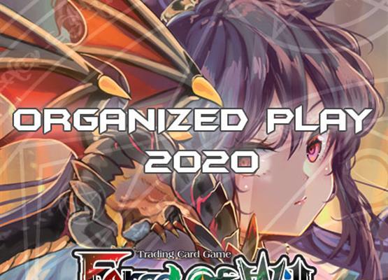 Organized Play 2020