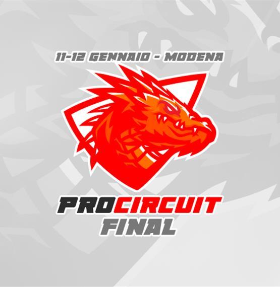 Pro Circuit Final - Fall