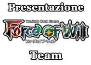 Presentazione Team: Crimson Moon's Knight