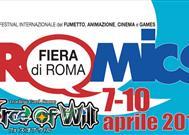 FoW TCG: Programma Romics Aprile 2016
