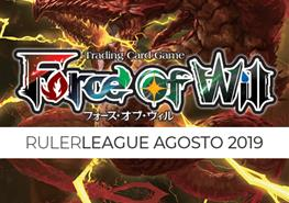Ruler League - Agosto 2019
