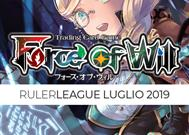 Ruler League - Luglio 2019