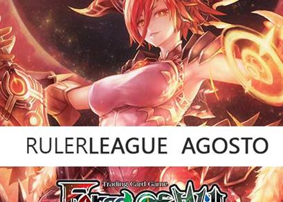 Ruler League - Agosto 2020