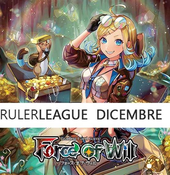 Ruler League - Dicembre 2020