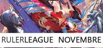 Ruler League - Novembre 2020