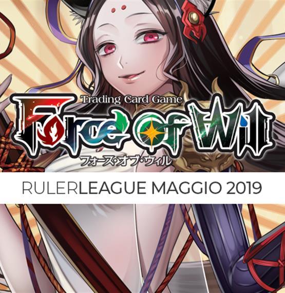 Ruler League - Maggio 2019