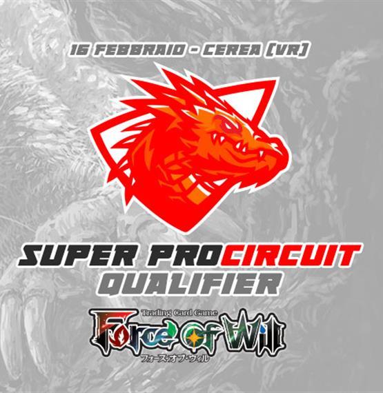 Super Pro Circuit Qualifier Winter