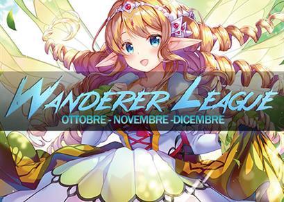 Wanderer League Ottobre-Novembre-Dicembre 2020