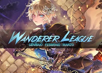 Wanderer League Gennaio-Febbraio-Marzo 2021