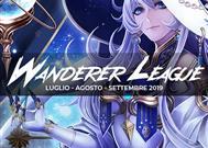 Wanderer League Luglio-Agosto-Settembre 2019