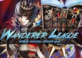 Wanderer League Aprile-Maggio-Giugno 2020