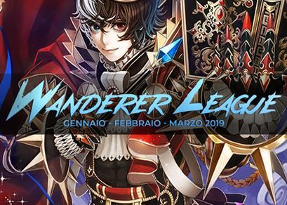 Wanderer League Gennaio-Febbraio-Marzo 2020