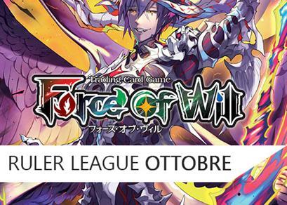 Ruler League - Ottobre 2021