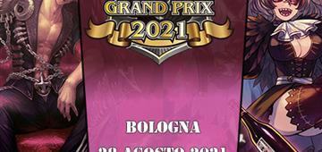 Grand Prix Bologna Sabato 28 Agosto 2021