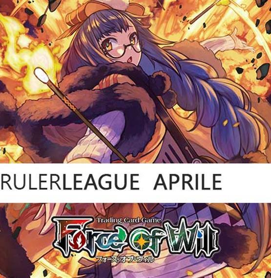 Ruler League - Aprile 2021