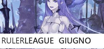 Ruler League - Giugno 2021