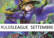 Ruler League - Settembre 2021