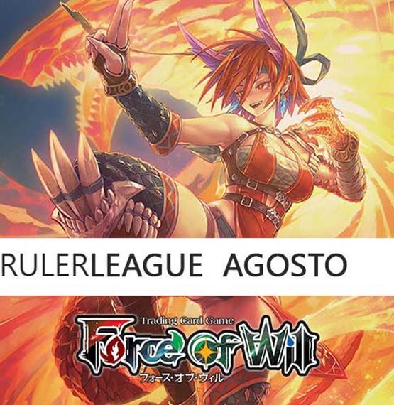 Ruler League - Agosto 2021