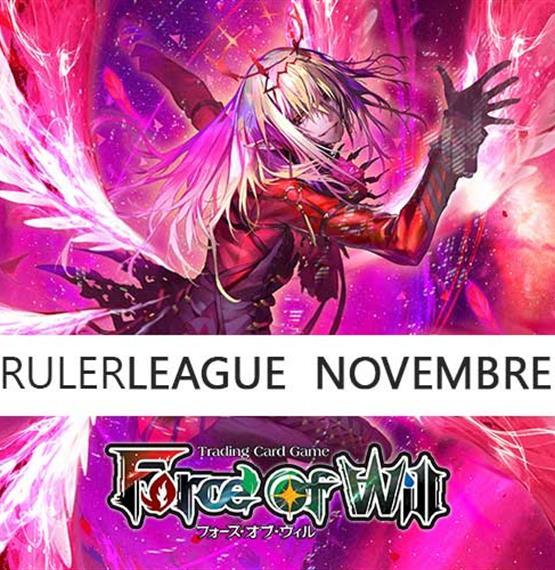 Ruler League - Novembre 2021