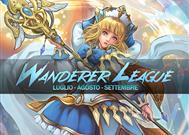 Wanderer League Luglio-Agosto-Settembre 2021