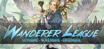 Wanderer League Ottobre-Novembre-Dicembre 2021