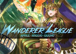 Wanderer League Aprile-Maggio-Giugno 2021