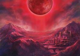 La luna Cremisi