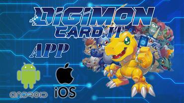 Correte subito a scaricare la nuova App Digimon!