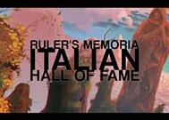 Ruler's Memoria - The Italian Hall Of Fame : Daniel Spano'
