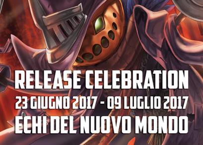 Release Celebration: Echi del Nuovo Mondo