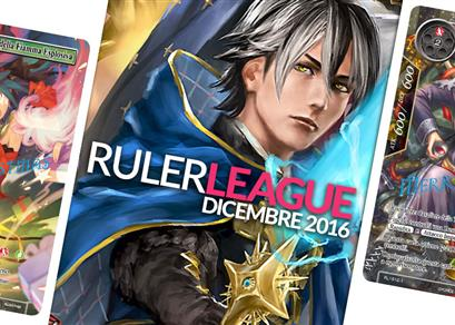 Ruler League - Dicembre 2016