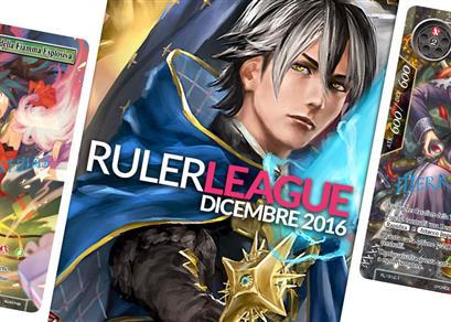 Ruler League - Dicembre 2016