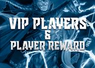 Giocatori VIP 2018 & Player Reward