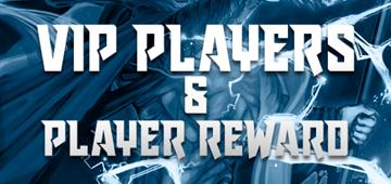 Giocatori VIP 2018 & Player Reward