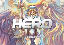 Weekly Hero - Charlotte, Ragazza Determinata