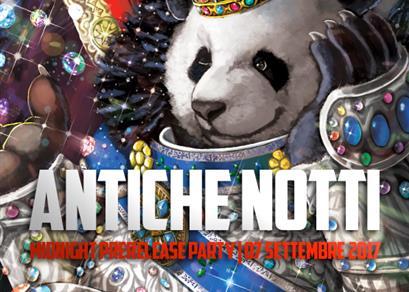 Midnight Prerelease Party: Antiche Notti