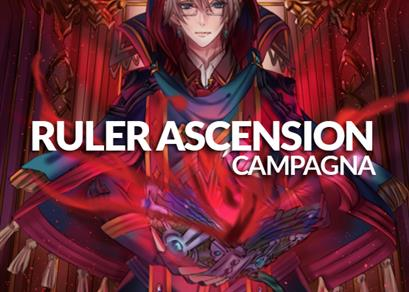 Campagna Ruler Ascension Italiana