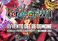 Midnight Prerelease Party: Avvento del Re Demone