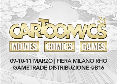 FoW TCG: Programma Cartoomics Milano 2018