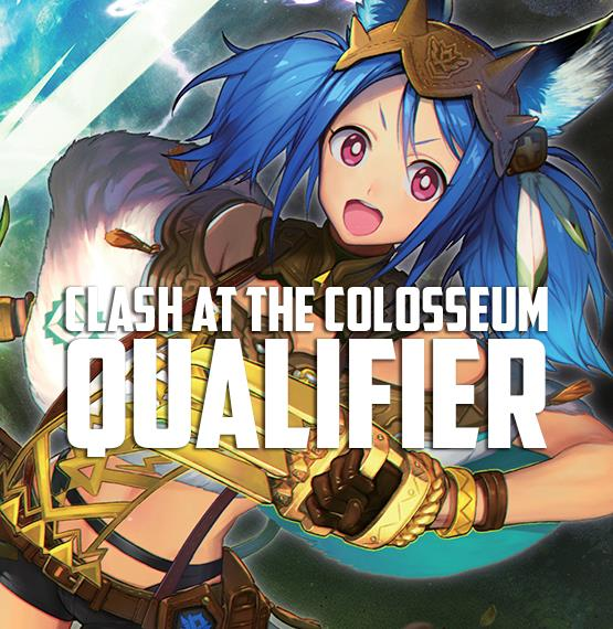 Clash at the Colosseum Qualifier