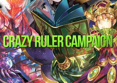 Crazy Ruler Campaign