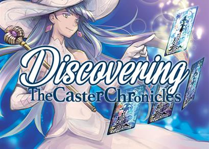 Introduzione a The Caster Chronicles