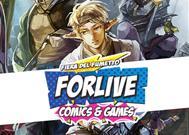 FoW TCG: Programma Forlive Comics & Games Forlì 2017