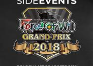 Grand Prix Bologna 2018: Side Events