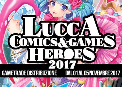 FoW TCG: Programma Lucca Games 2017