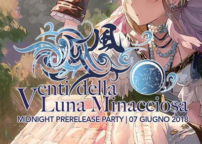 Midnight Prerelease Party: Venti della Luna Minacciosa