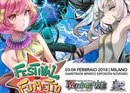 FoW TCG: Programma Festival del Fumetto Novegro Febbraio 2018
