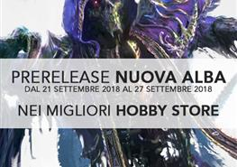 Prerelease Party: Nuova Alba